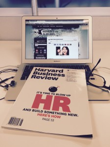 Harvard Business Review HR
